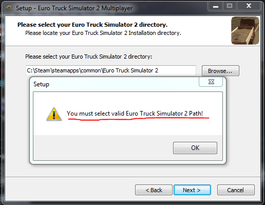 how to get truckersmp to work with amercian truck simulator