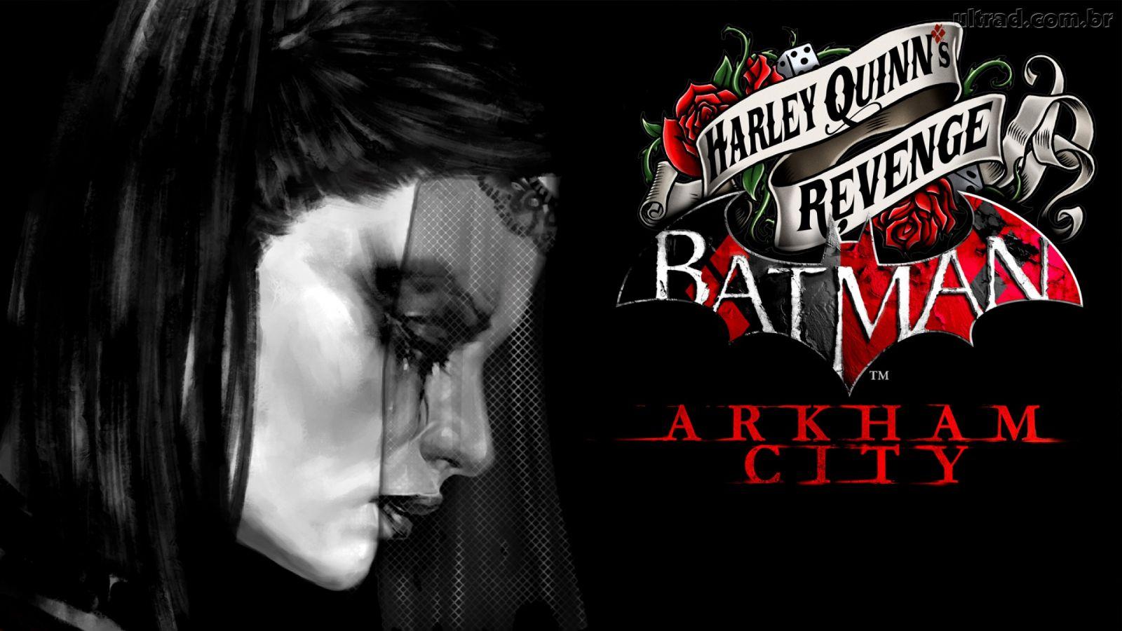 Batman arkham city harley quinn's revenge dlc crack + full game.