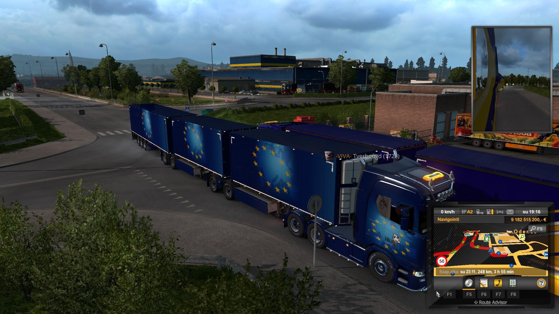 B-Triple in ETS2? - Archive - TruckersMP Forum